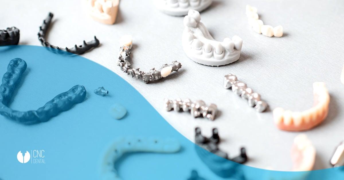 Las estructuras sinterizadas en la aplicación de la implantología dental. La prostodoncia avanza al siguiente nivel gracias a este proceso. CNC Dental
