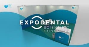 Expodental Scientific Congress 2021 se celebrará en IFEMA, Madrid, los días 24, 25 y 26 de junio. CNC Dental se encontrará allí.