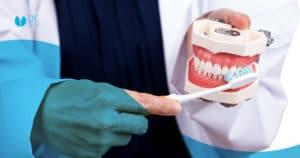 Higiene bucal correcta